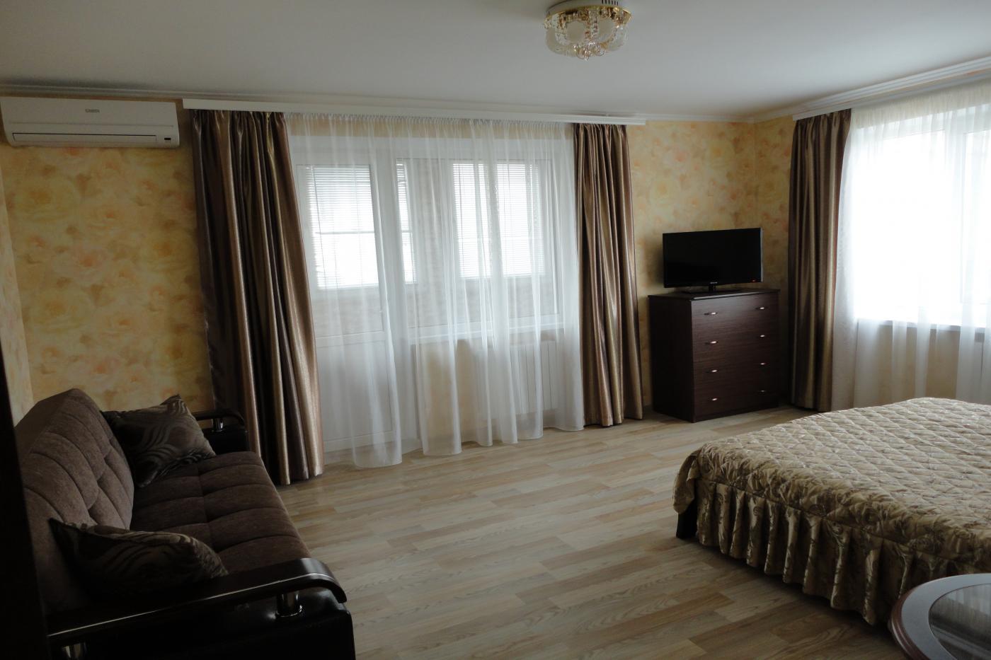 1-комнатная квартира посуточно (вариант № 626), ул. Героев Бреста улица, фото № 3