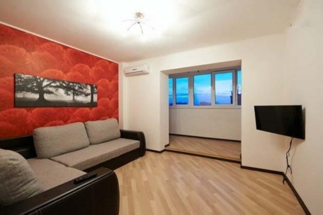 2-комнатная квартира посуточно (вариант № 2574), ул. Чистопольская улица, фото № 3