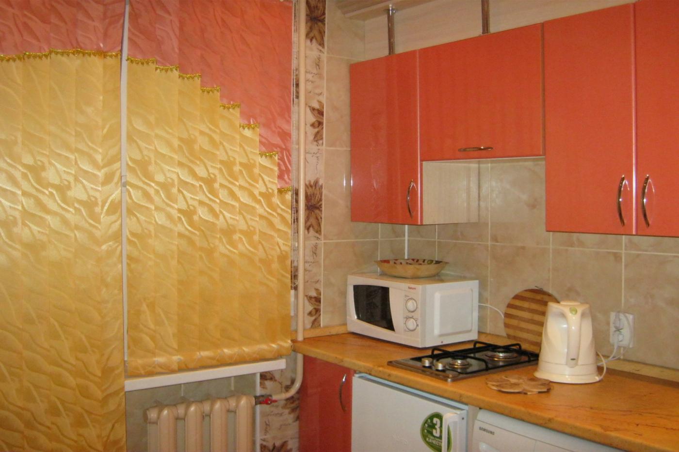 1-комнатная квартира посуточно (вариант № 1545), ул. Гоголя улица, фото № 5