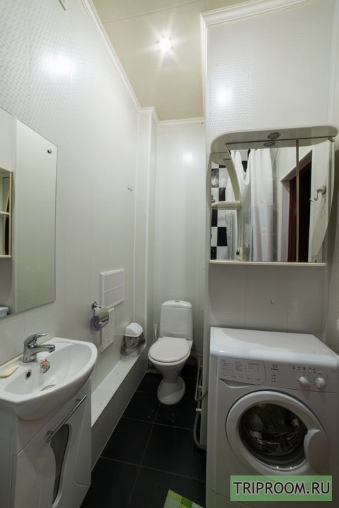 1-комнатная квартира посуточно (вариант № 54417), ул. Бебеля улица, фото № 12