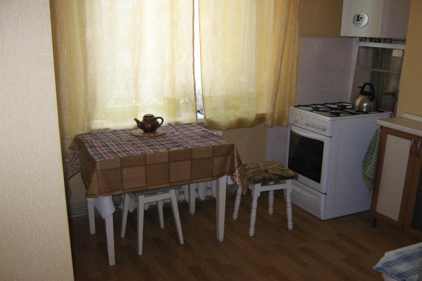 1-комнатная квартира посуточно (вариант № 1278), ул. Октябрьской Революции проспект, фото № 4