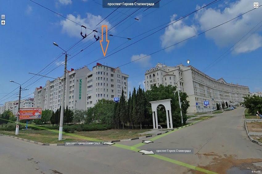 3-комнатная квартира посуточно (вариант № 1546), ул. Героев Сталинграда проспект, фото № 8