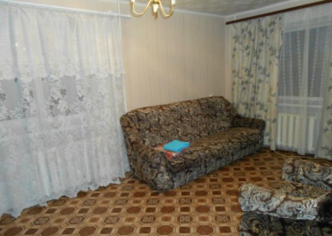 1-комнатная квартира посуточно (вариант № 185), ул. Мира улица, фото № 3