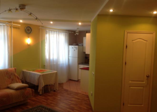 3-комнатная квартира посуточно (вариант № 203), ул. Гайдара улица, фото № 4
