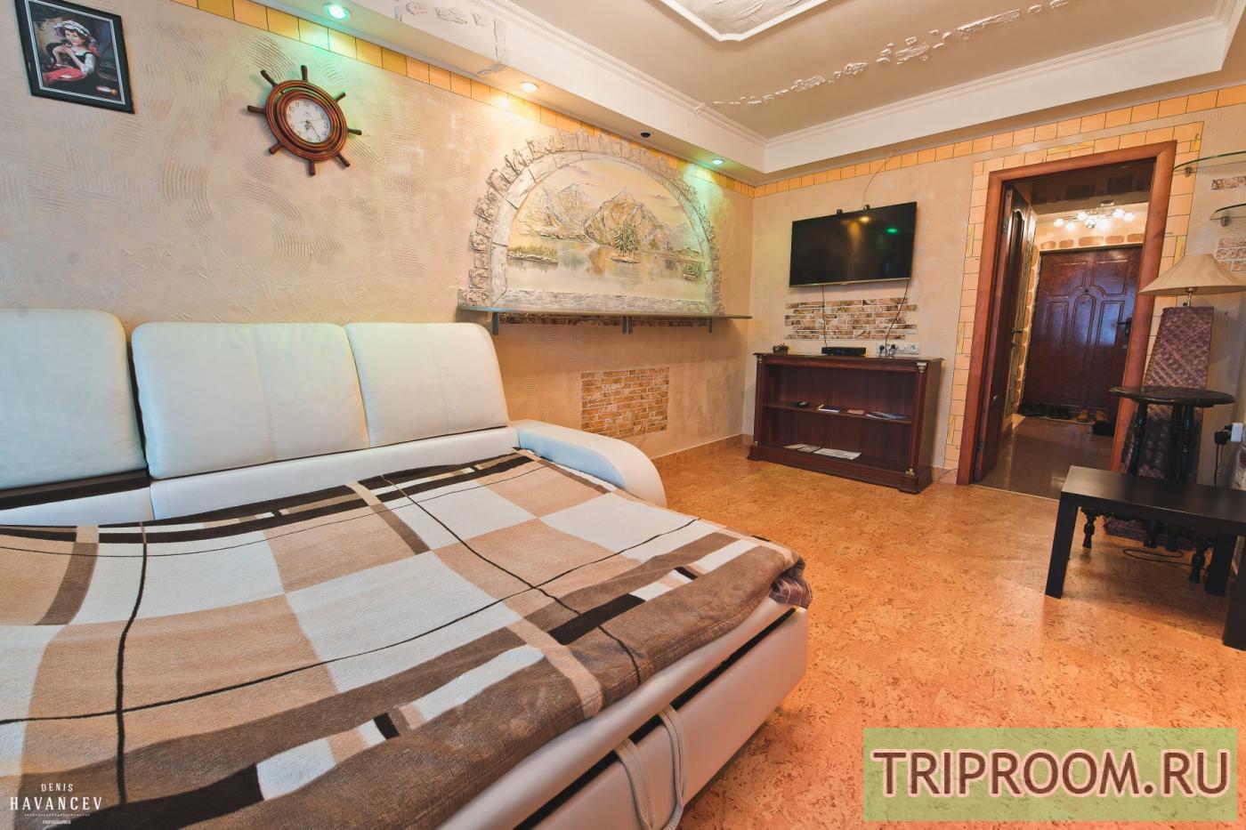 1-комнатная квартира посуточно (вариант № 14828), ул. 1-й Магнитный проезд, фото № 1
