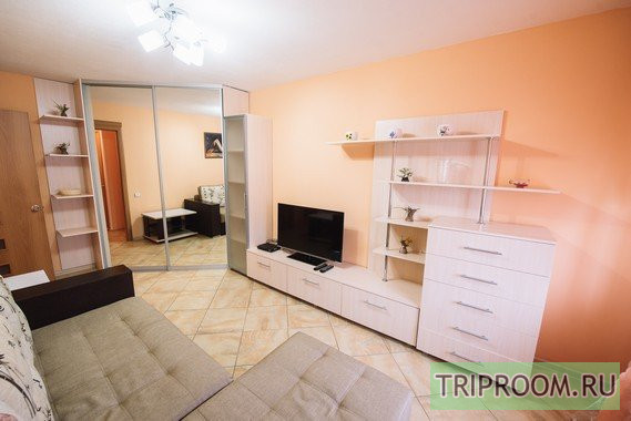 1-комнатная квартира посуточно (вариант № 14779), ул. Кирова улица, фото № 1
