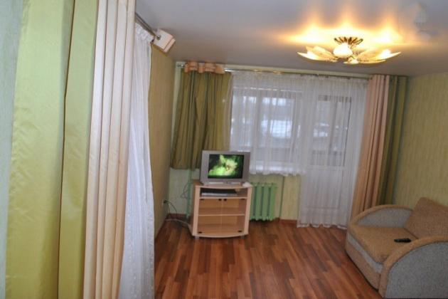 1-комнатная квартира посуточно (вариант № 445), ул. 25 Сентября улица, фото № 5