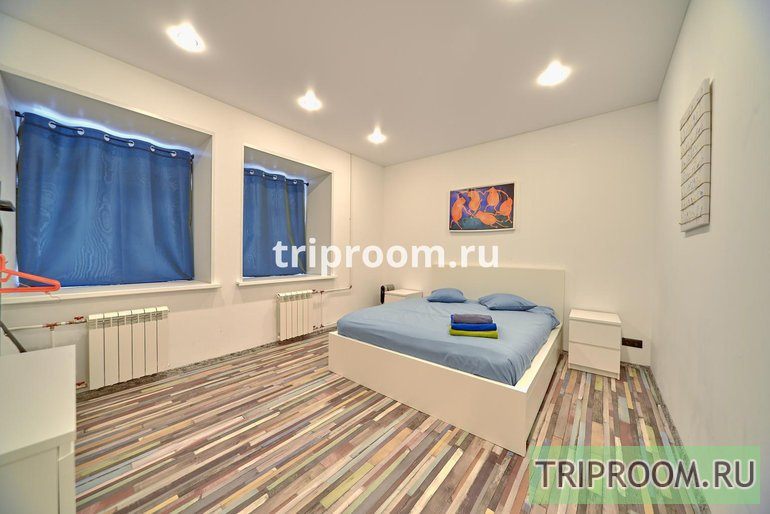 2-комнатная квартира посуточно (вариант № 51548), ул. Чехова улица, фото № 1