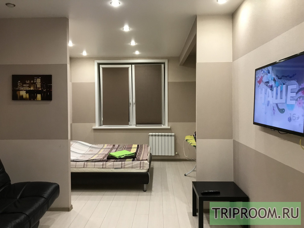 1-комнатная квартира посуточно (вариант № 28340), ул. Шоссе Космонавтов, фото № 2