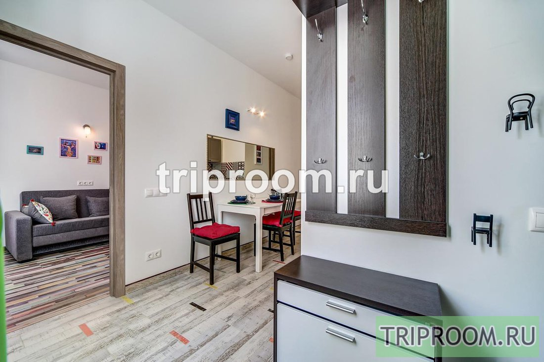 1-комнатная квартира посуточно (вариант № 54711), ул. Реки Фонтанки набережная, фото № 23