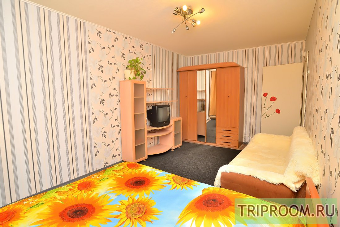 1-комнатная квартира посуточно (вариант № 16435), ул. Воровского улица, фото № 1