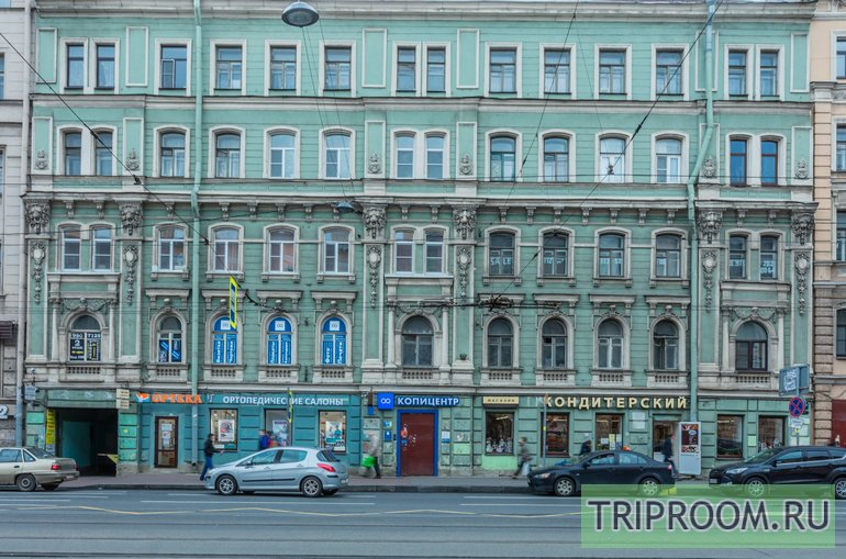 1-комнатная квартира посуточно (вариант № 36384), ул. 1-я Красноармейская улица, фото № 47