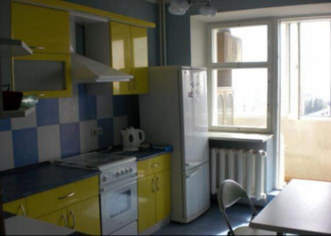 1-комнатная квартира посуточно (вариант № 166), ул. Океанский пр-т, фото № 4