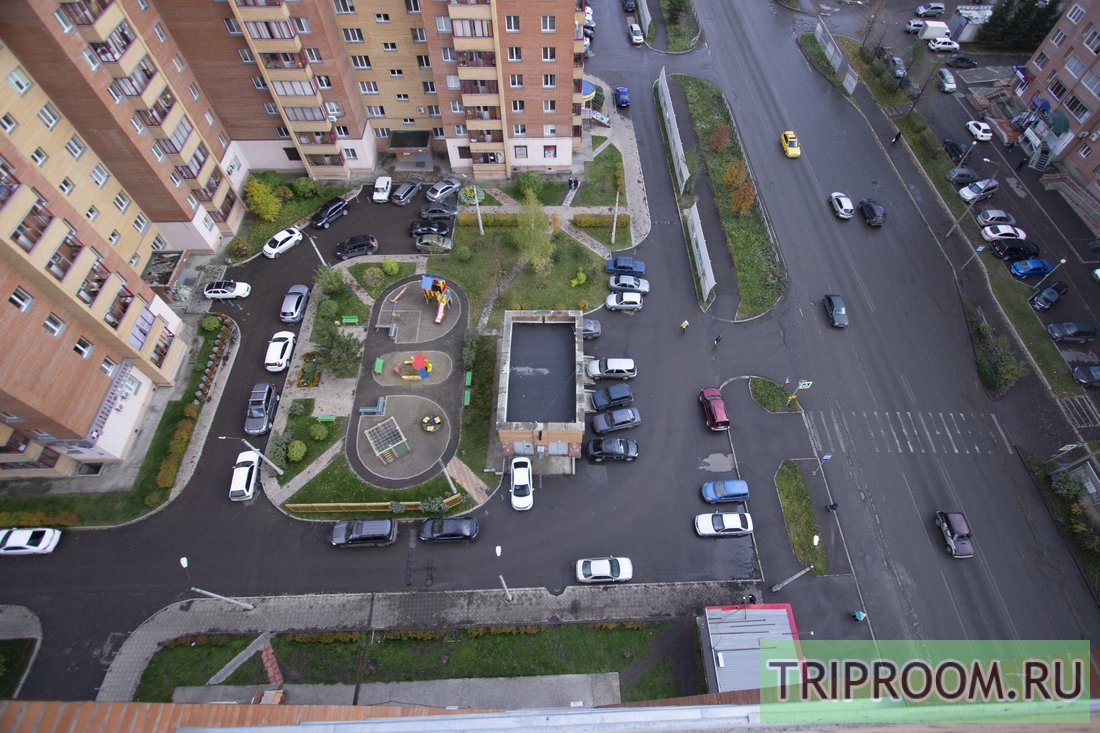2-комнатная квартира посуточно (вариант № 42964), ул. Водопьянова улица, фото № 14