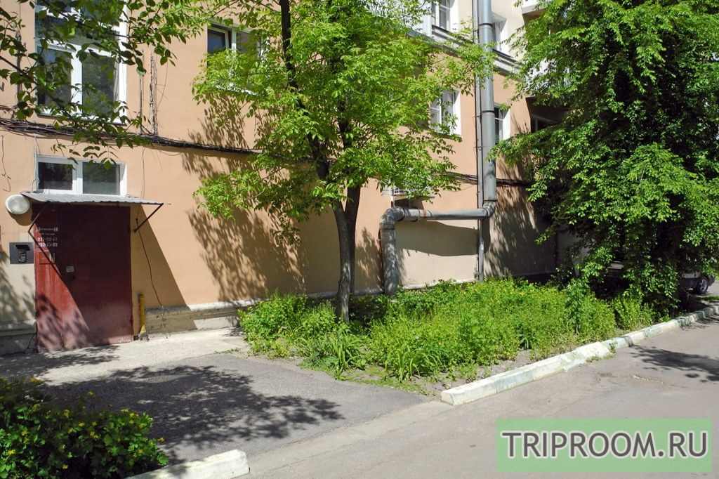 2-комнатная квартира посуточно (вариант № 37442), ул. Кольцовская улица, фото № 20