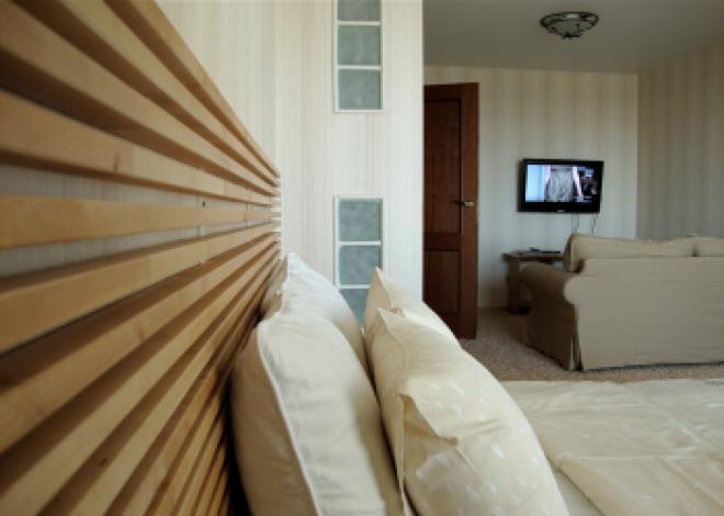 1-комнатная квартира посуточно (вариант № 66), ул. Рихарда Зорге улица, фото № 2