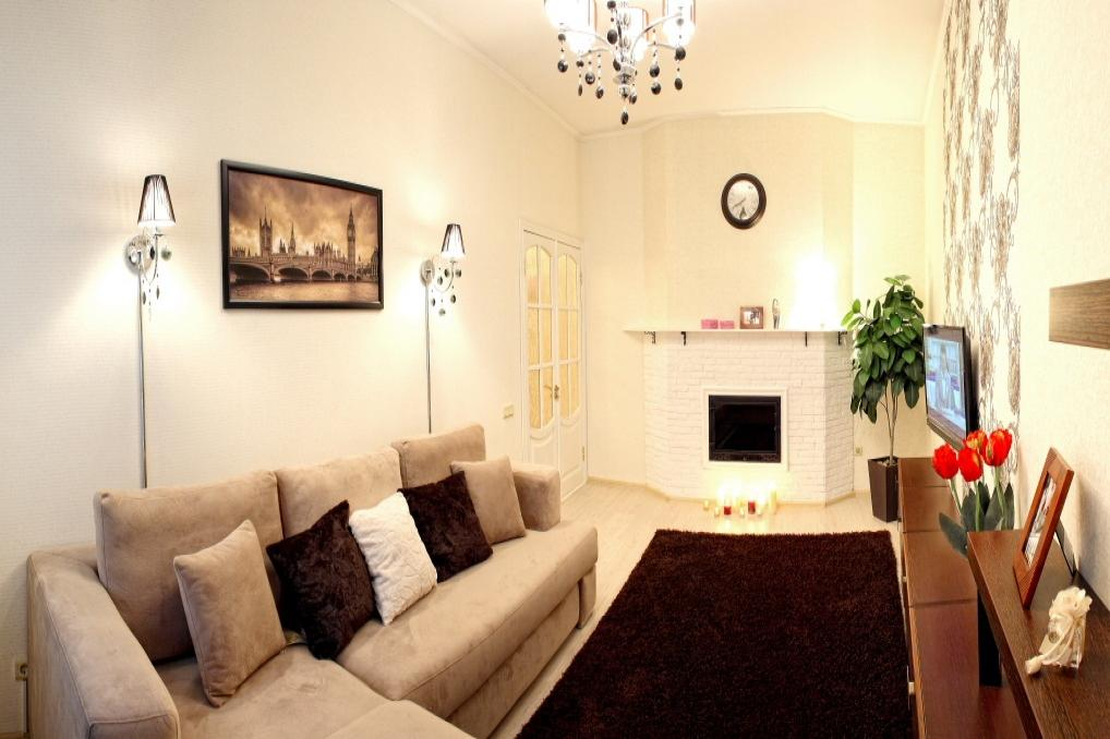 2-комнатная квартира посуточно (вариант № 652), ул. Нахимова проспект, фото № 4