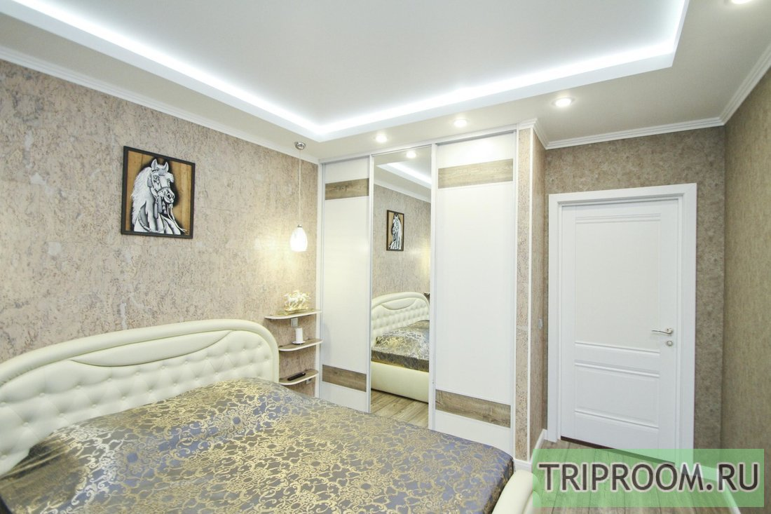 2-комнатная квартира посуточно (вариант № 59795), ул. Югорский тракт, фото № 3