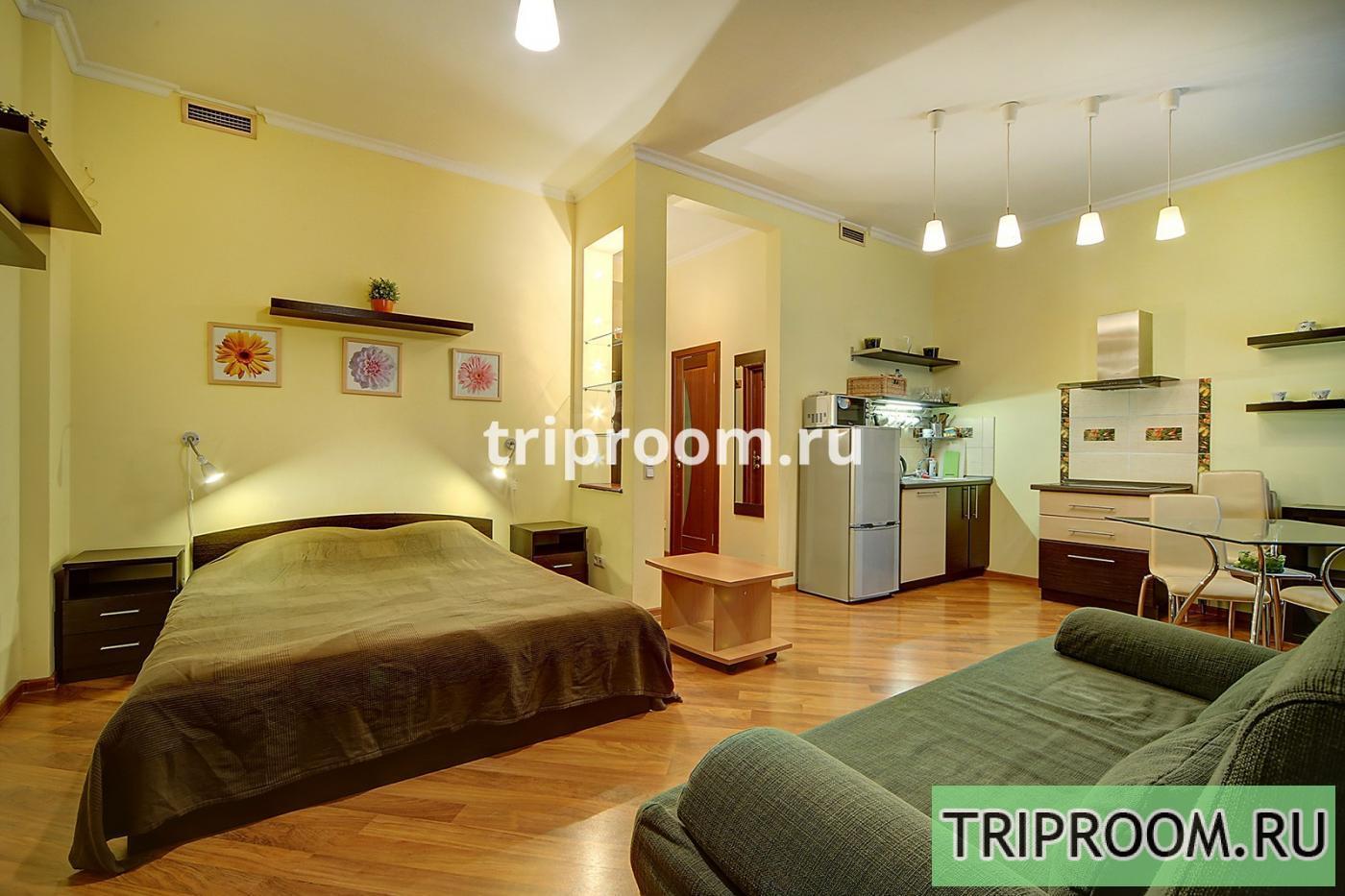 1-комнатная квартира посуточно (вариант № 15117), ул. Канала Грибоедова набережная, фото № 1