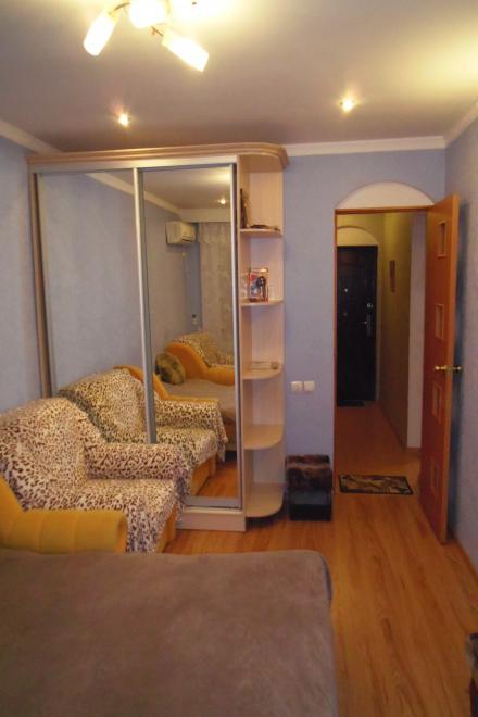 1-комнатная квартира посуточно (вариант № 1425), ул. Михайловская улица, фото № 2