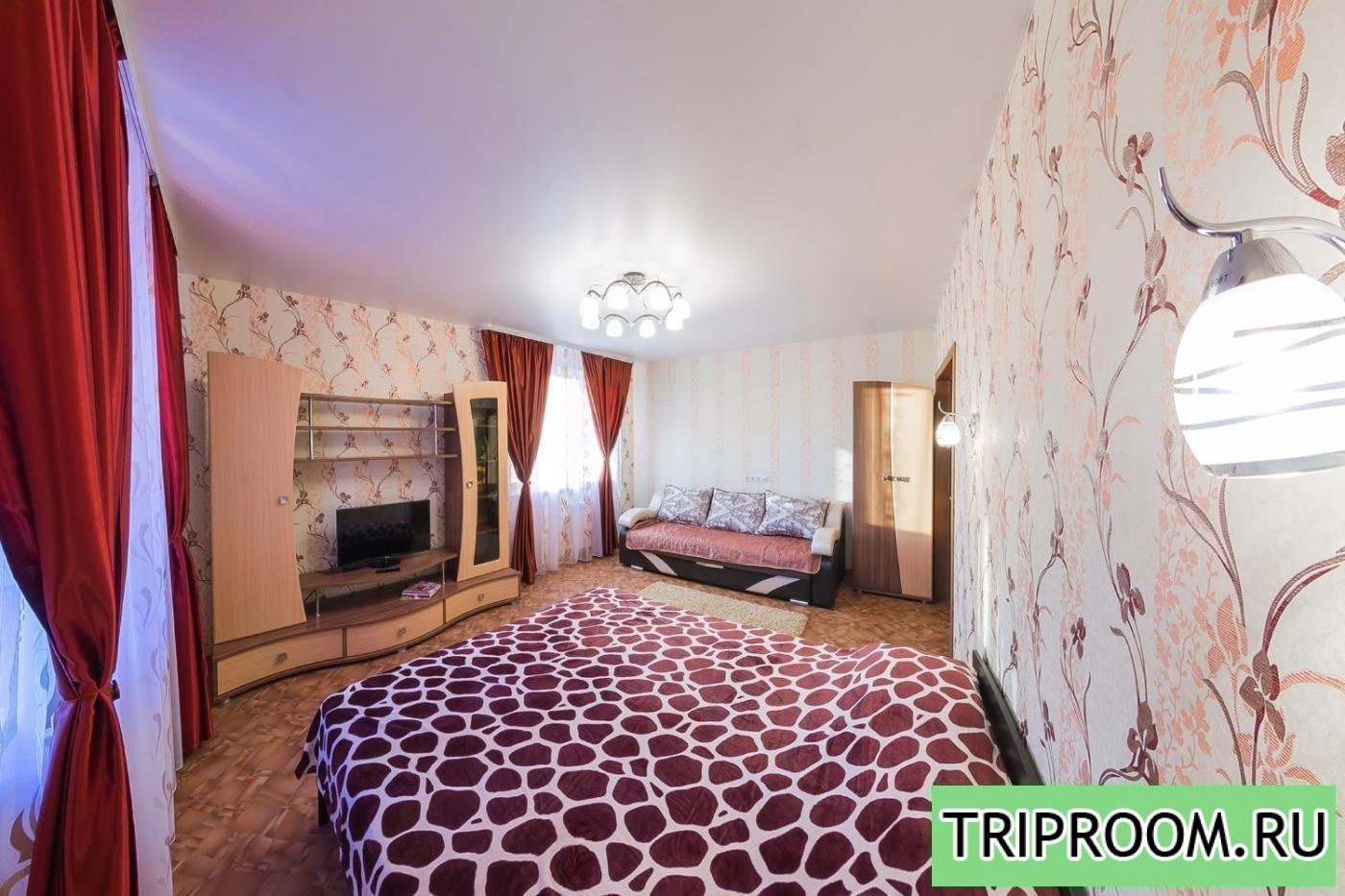 1-комнатная квартира посуточно (вариант № 17182), ул. Костычева улица, фото № 1
