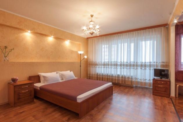 1-комнатная квартира посуточно (вариант № 2088), ул. Кирова улица, фото № 2