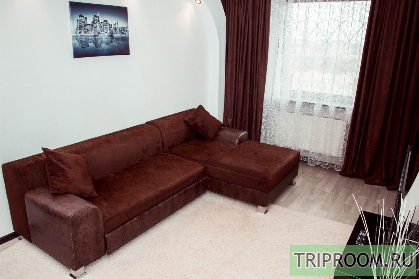 2-комнатная квартира посуточно (вариант № 36726), ул. Тимирязева, фото № 3