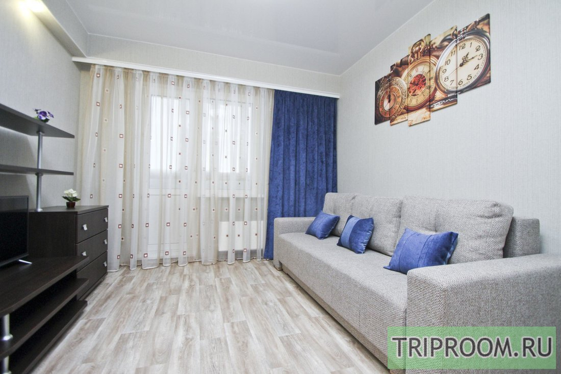 1-комнатная квартира посуточно (вариант № 62313), ул. александра усольцева, фото № 1