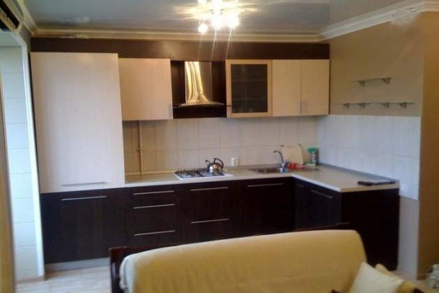 1-комнатная квартира посуточно (вариант № 2979), ул. Орджоникидзе улица, фото № 2