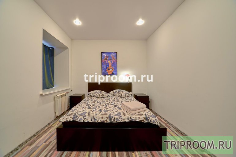 2-комнатная квартира посуточно (вариант № 51548), ул. Чехова улица, фото № 12