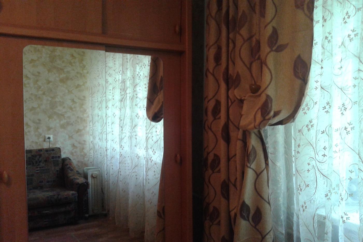 1-комнатная квартира посуточно (вариант № 1663), ул. Берёзовая роща, фото № 2