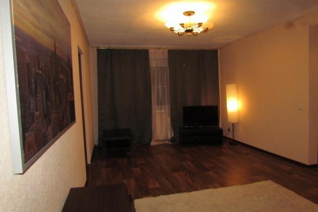 2-комнатная квартира посуточно (вариант № 3316), ул. Тарана улица, фото № 4