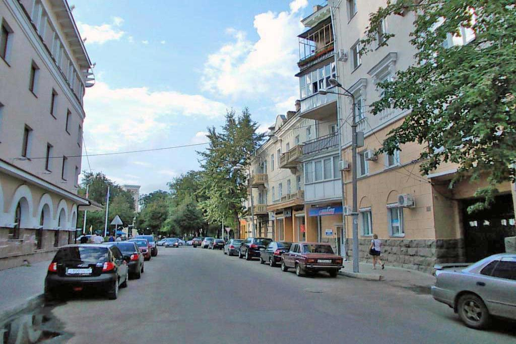 1-комнатная квартира посуточно (вариант № 3869), ул. Дзержинского улица, фото № 9