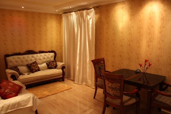 2-комнатная квартира посуточно (вариант № 486), ул. Народный проспект, фото № 1