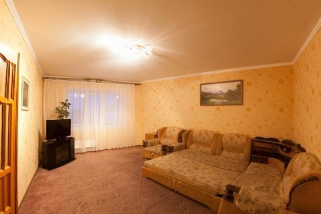 2-комнатная квартира посуточно (вариант № 3467), ул. Мира проспект, фото № 2