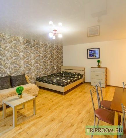 1-комнатная квартира посуточно (вариант № 46971), ул. Красного Знамени проспект, фото № 1
