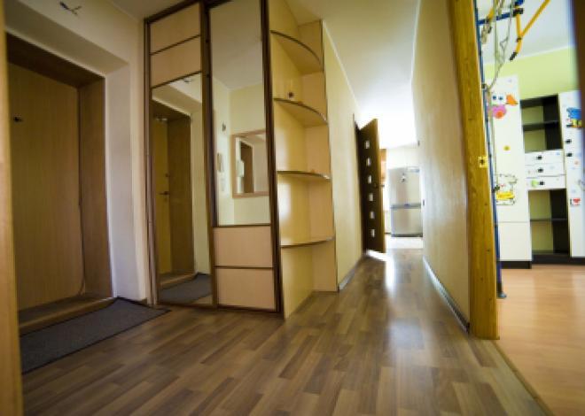 3-комнатная квартира посуточно (вариант № 202), ул. Уссурийский бульвар, фото № 4