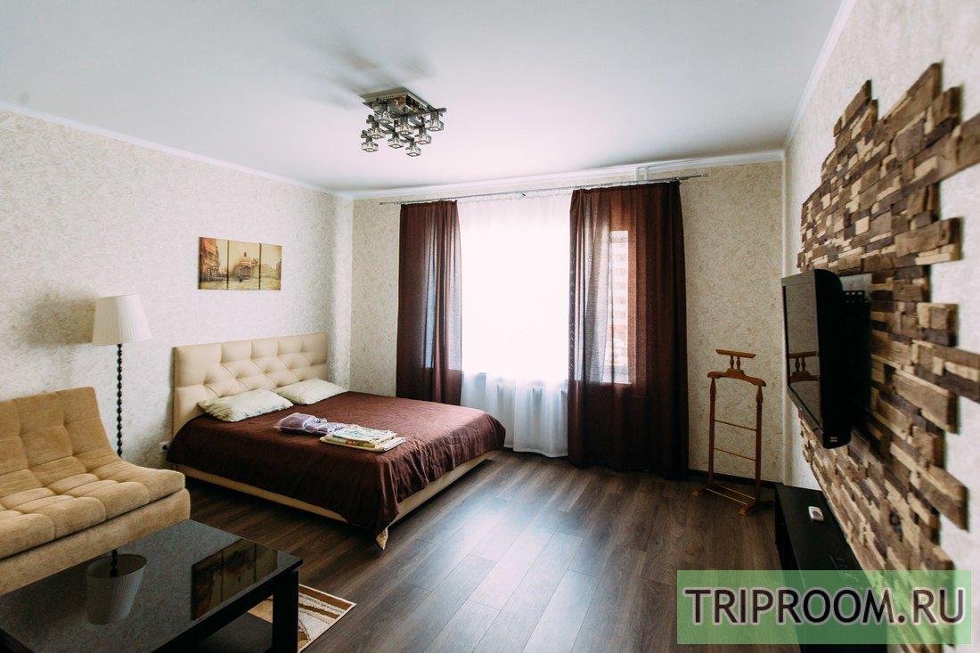 1-комнатная квартира посуточно (вариант № 47636), ул. Петра Смородина, фото № 1