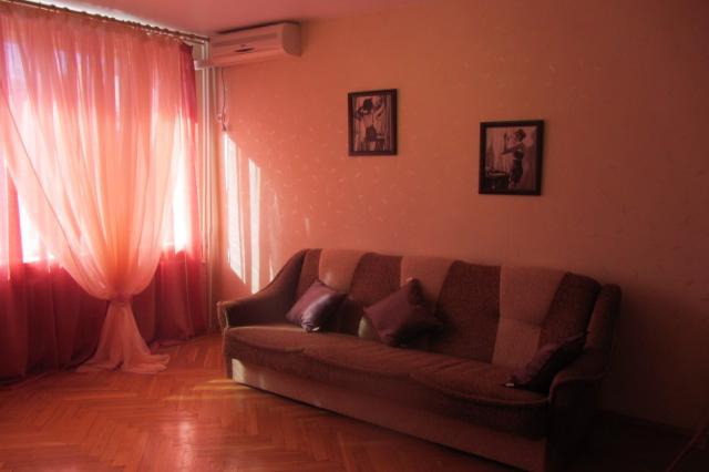 1-комнатная квартира посуточно (вариант № 2958), ул. Ленина проспект, фото № 2