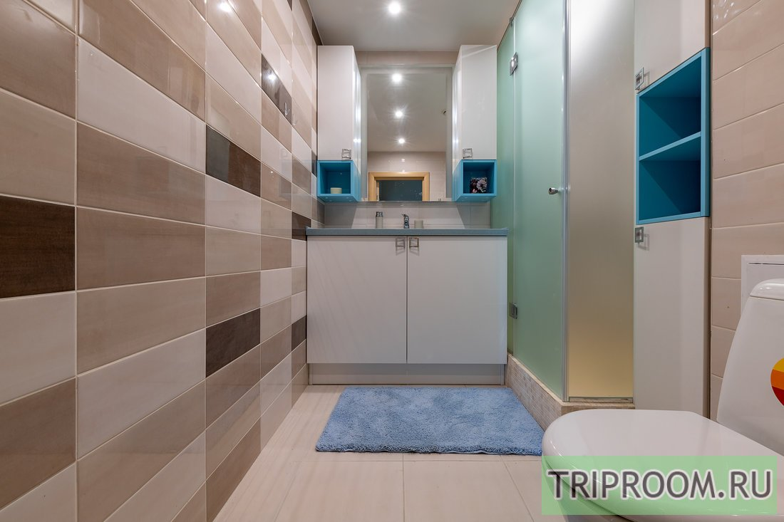 3-комнатная квартира посуточно (вариант № 65036), ул. Приморский проспект, фото № 19