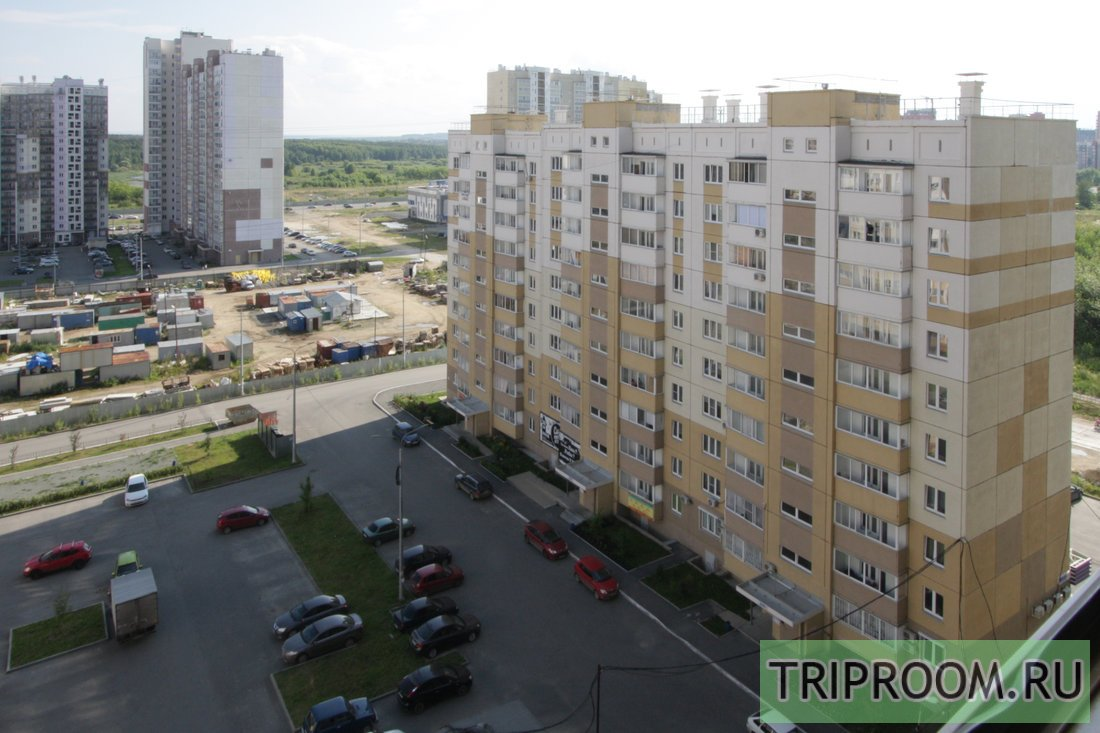 1-комнатная квартира посуточно (вариант № 38803), ул. Братьев Кашириных улица, фото № 15
