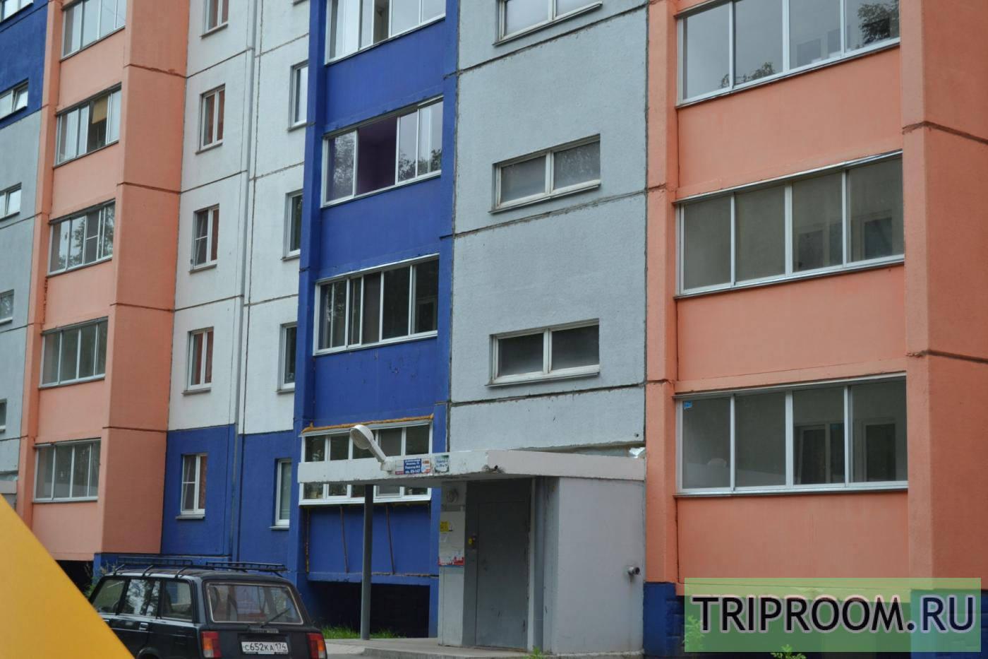 1-комнатная квартира посуточно (вариант № 10439), ул. Александра Шмакова улица, фото № 9