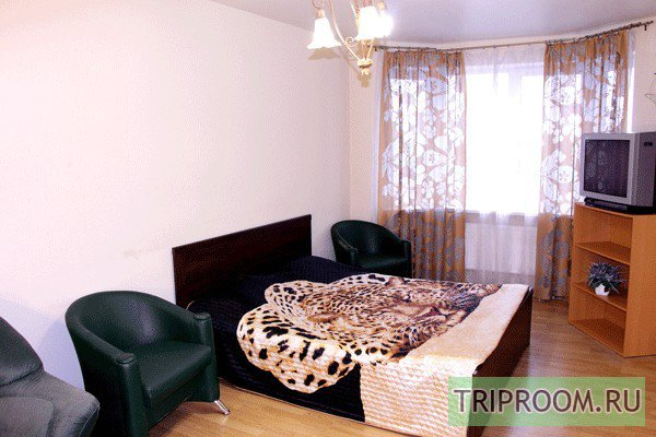 1-комнатная квартира посуточно (вариант № 37077), ул. Ставропольская улица, фото № 1