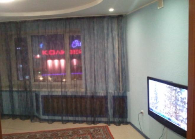 2-комнатная квартира посуточно (вариант № 188), ул. Пермская улица, фото № 2