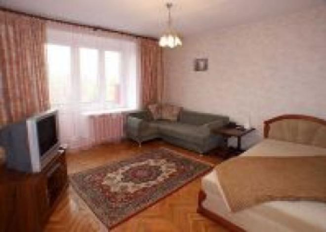 1-комнатная квартира посуточно (вариант № 166), ул. Океанский пр-т, фото № 2