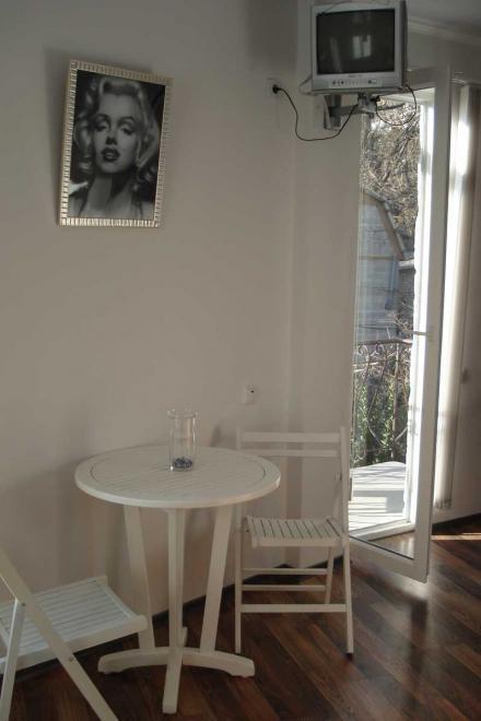 1-комнатная квартира посуточно (вариант № 867), ул. Кастрополь, ул. Кипарисная улица, фото № 8