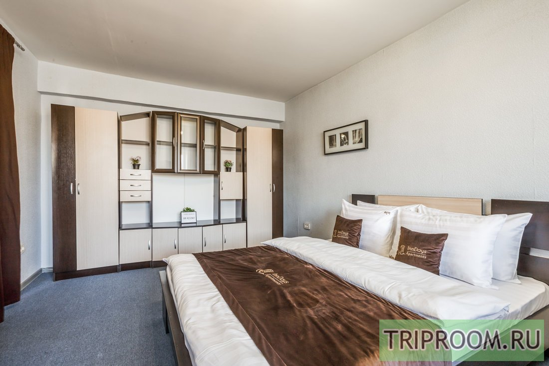 1-комнатная квартира посуточно (вариант № 64674), ул. Проспект Андропова, фото № 1