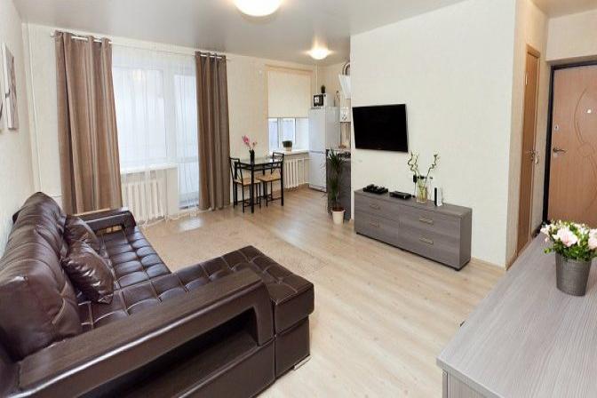 1-комнатная квартира посуточно (вариант № 916), ул. Университетская улица, фото № 3