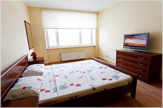 2-комнатная квартира посуточно (вариант № 2733), ул. Большой проспект, фото № 5