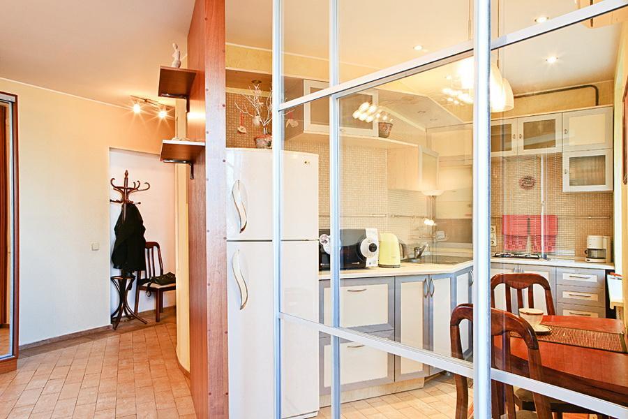 1-комнатная квартира посуточно (вариант № 781), ул. Советская улица, фото № 5
